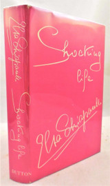 SHOCKING LIFE, Elsa Schiaparelli - 1954 [1st Ed] Biography Fashion Scarce DJ HD