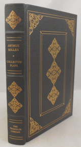 COLLECTED PLAYS, by Arthur Miller - 1980 [Signed Franklin]