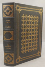 (Aaron) BURR, by Gore Vidal - 1979 [Signed Ltd Ed]
