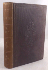 POEMS OF THE LATE FRANCIS SCOTT KEY - 1857 [1st Ed]