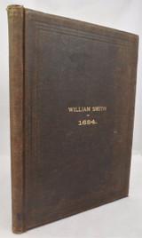 GENEALOGY OF WILLIAM SMITH OF WRIGHTSTOWN, BUCKS COUNTY PA, by Josiah B. Smith - 1883
