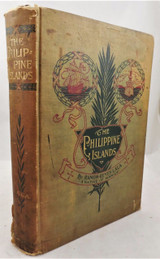 THE PHILIPPINE ISLANDS, by Ramon Reyes Lala - 1899 [1st Ed]