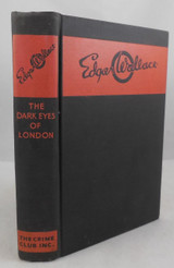 THE DARK EYES OF LONDON, by Edgar Wallace - 1929