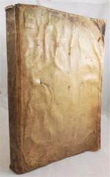 TRACTATUS DE IURE PUBLICO, by Leander Galganettus - 1623
