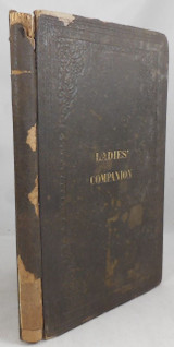 THE LADIES INDISPENSABLE COMPANION AND HOUSEKEEPER'S GUIDE - 1859 Etiquette