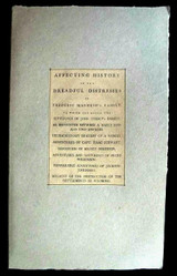 DREADFUL DISTRESSES OF FREDERIC MANHEIM's FAMILY - 1794