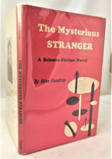 THE MYSTERIOUS STRANGER, by Olive Gundran - 1958 [1st Ed]]