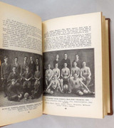 History of Philadelphia Football and ATHLETIC PRINCIPLES for High Schools - 1916