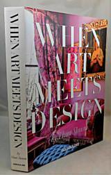 WHEN ART MEETS DESIGN, by Hunt Slonem - 2014