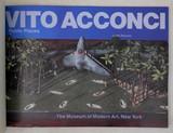 VITO ACCONCI, by Linda Shearer - 1988