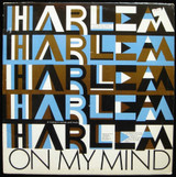 LP: HARLEM ON MY MIND: Black American History - 1969