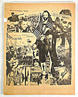 THE MADISON POEMS, by D.A. Levy - 1969 [Mimeo Revolution]