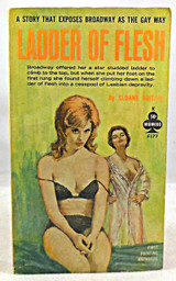 LADDER OF FLESH, by Sloane Britain - 1962