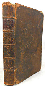 HISTORY of the BRITISH SETTLEMENTS & TRADE in N. AMERICA, Vol 1, by G.T. Raynal - 1776 [1st Eng Ed]