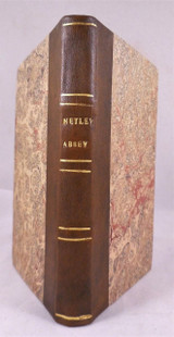 NETLEY ABBEY, A Gothic Story, by Richard Warner - 1796 [rebound]