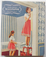 COLOR-PERFECT WALLPAPER, by Sears Roebuck & Co - 1944