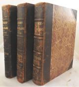 HISTORY OF LONG ISLAND, Peter Ross; William S. Pelletreau - 1903 [3 Vols]