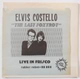 LP: Elvis Costello & Nick Lowe, on THE LAST FOXTROT [Bootleg]