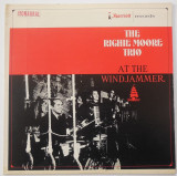 LP: The Richie Moore Trio, on LIVE AT THE WINDJAMMER - 1965
