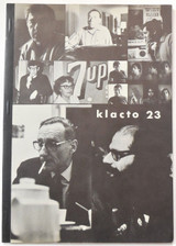 KLACTO 23 - Sept 1967 [Beat Poets Ltd Ed]
