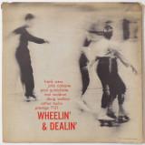LP: John Coltrane on WHEELIN' AND DEALIN' - 1957 [1st Pressing] 7131
