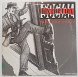 LP: Social Distortion, on BALL AND CHAIN - 1990