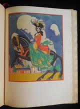 CLAUD LOVAT FRASER, by John Drinkwater & Albert Rutherson - 1923 [Signed Ltd Ed]