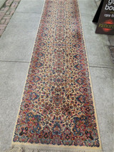 VINTAGE KARASTAN RUNNER RUG - Multi-colored [3 x 12]