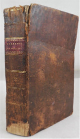 THE HISTORY OF THE RISE, PROGRESS & ACCOMPLISHMENT OF THE ABOLITION OF THE SLAVE TRADE, BY THE BRITISH PARLIAMENT, by Thomas Clarkson - 1808 [Vol 2 only]