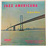 LP: JAZZ AMERICANA by 35 GREAT ARTISTS - c.1957