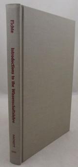 INTRODUCTIONS TO THE WISSENSCHAFTSLEHRE, by Johann G. Fichte - 1994