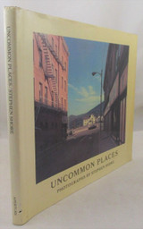 UNCOMMON PLACES, by Stephen Shore - 1982 [1st Ed]