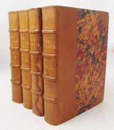 THE INGENIOUS GENTLEMAN DON QUIXOTE OF LA MANCHA, by Miguel de Cervantes (tr:Ormsby) - 1887 [4 Vols]