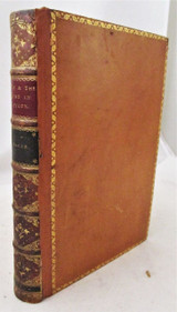 THE RIFLE & THE HOUND IN CEYLON, by SW Baker - 1854 [1st Ed]