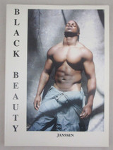 BLACK BEAUTY: ISSUE 1 - 1999 [Scarce] International Photography Gay Interest VG