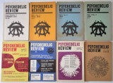 PSYCHEDELIC REVIEW [Issue 1, 2nd Printing] 1st 8 Issues 1963-1966 Ralph Metzner