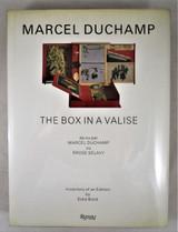 THE BOX IN A VALISE, by Marcel Duchamp/Bonk - 1989