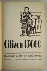 CITIZEN 13660, by Mine Okubo - 1946 [1st Ed]