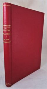 LA MANTIQUE APOLLINIENNE A DELPHES, by P. Amandry - 1950