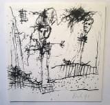 SIGNED Art w/book RIK VAN IERSEL, by Gallerie Willy Schoots - 1992 Dutch Painter