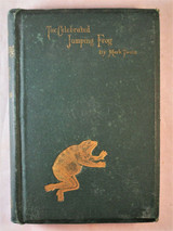 THE CELEBRATED JUMPING FROG OF CALAVERAS COUNTY, by Mark Twain - 1868