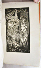 SELECTED POEMS OF COLERIDGE, illustrated by, Stefan Mrozewski - 1935 [Nonesuch Limited Ed]