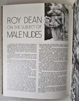 MALE NUDES PHOTOGRAPHS, by Roy Dean - 1977 [ALS]