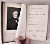 RECOLLECTIONS OF THE LIFE OF JOHN BINNS, by J Binns - 1854
