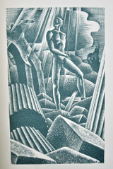 NOW THAT THE GODS ARE DEAD, by Llewelyn Powys; Lynd Ward - 1932 [Signed Ltd Ed]
