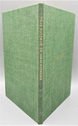 WALT WHITMAN: AN 1855-56 NOTEBOOK - 1959 [Ltd Ed]
