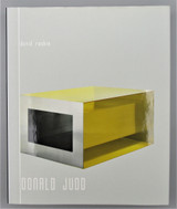 DONALD JUDD, by David Raskin - 2010