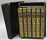THE COMPLETE WORKS OF WILLIAM SHAKESPEARE - [6 Vols Bijou Ed]