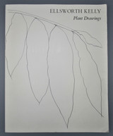 ELLSWORTH KELLY: PLANT DRAWINGS, by John Ashbery - 1992