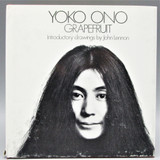 GRAPEFRUIT, by Yoko Ono - 1970 [Signed 1st Ed]